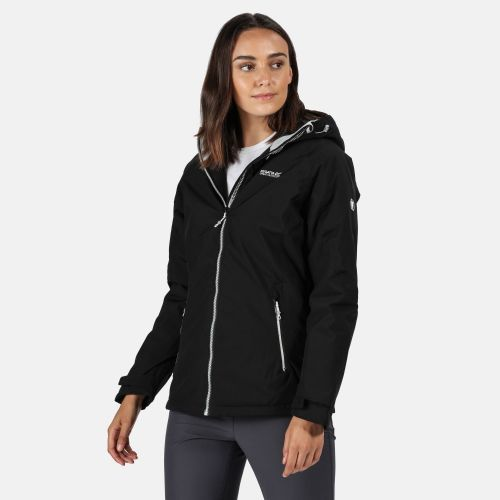 Women's Corvelle II Waterproof Insulated Jacket Black